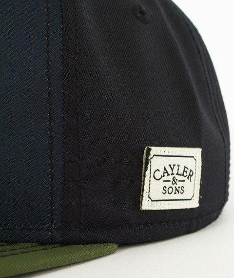 Cayler & Sons-WL Trust Snapback Black