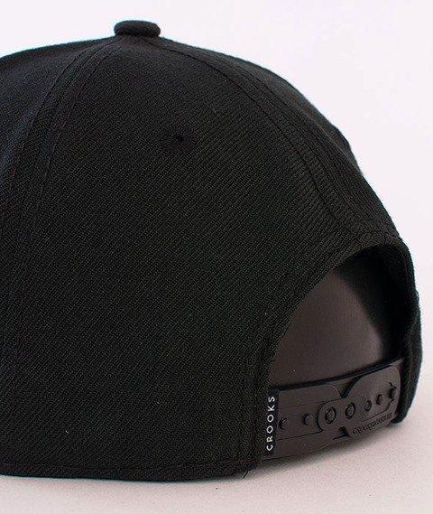 Crooks & Castles-Hybrid C Snapback Black