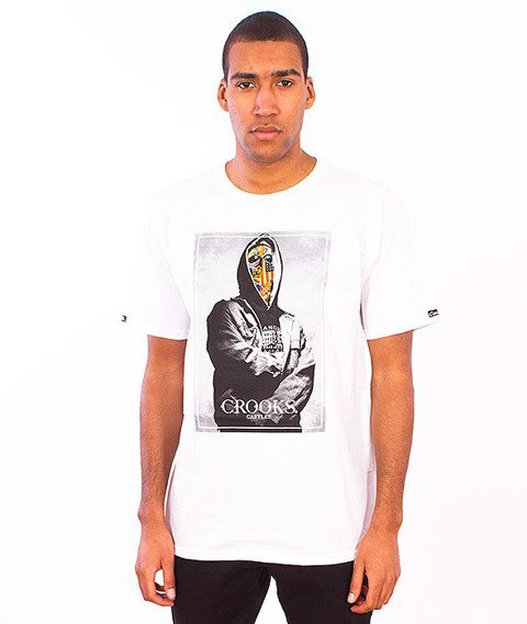 Crooks & Castles-Juice T-Shirt White