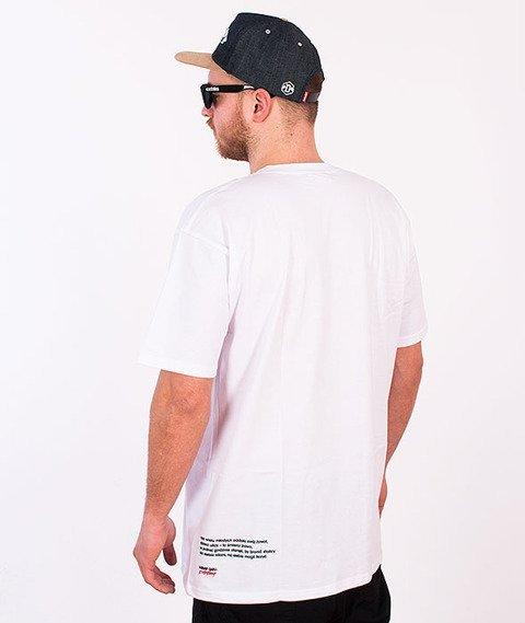 DIIL-63 T-shirt Biały
