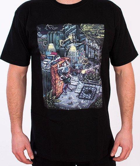 DIIL-Diil World T-shirt Czarny