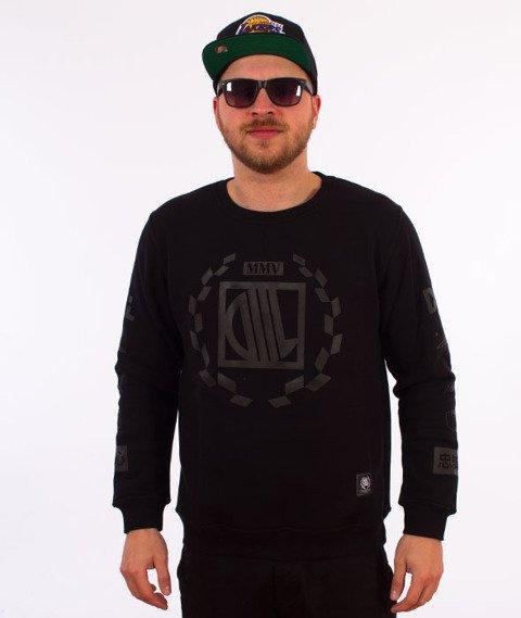 DIIL-Klasyk Bold Bluza Czarna