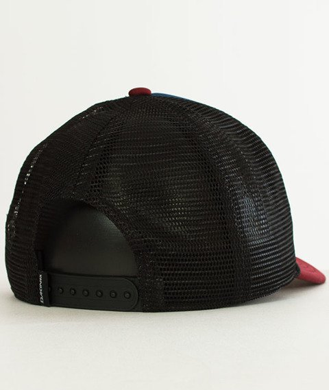 Dakine-Throw Back Czapka Trucker Midnight/Rosewood