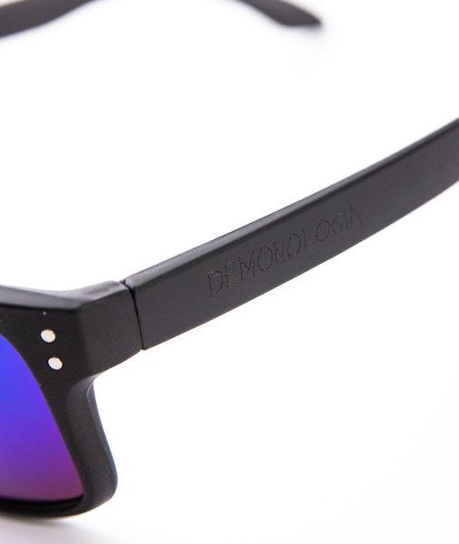 Demonologia Okulary Przeciwsłoneczne Czarny