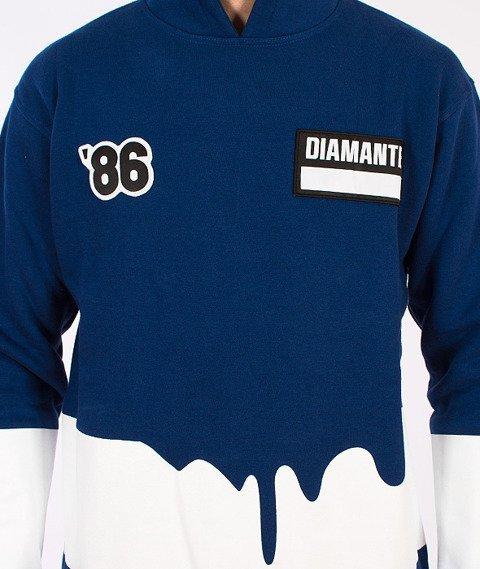 Diamante-86 Kaptur Niebieski