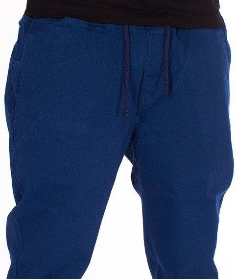 Diamante-Classic Jogger RM Spodnie Niebieskie