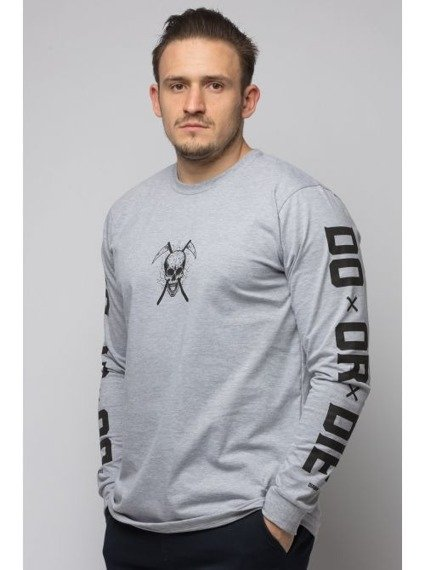 Diamante-Do Or Die Longsleeve Szary