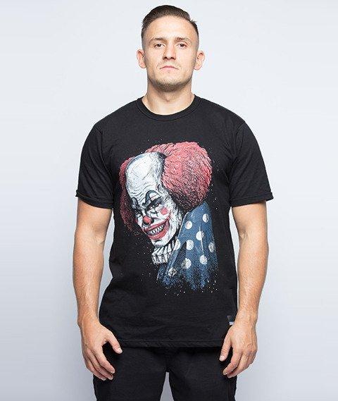 Diamante-Do You Wanna Balloon? T-Shirt Czarny