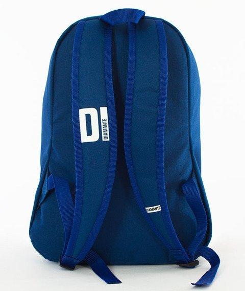 Diamante-LOGO Multi Plecak Niebieski