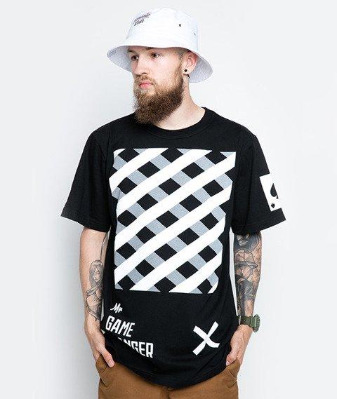 Diamante-Mr. Game Changer T-Shirt Czarny