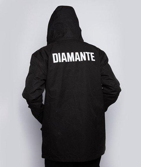 Diamante -Wiatrówka Classic Kurtka Czarna