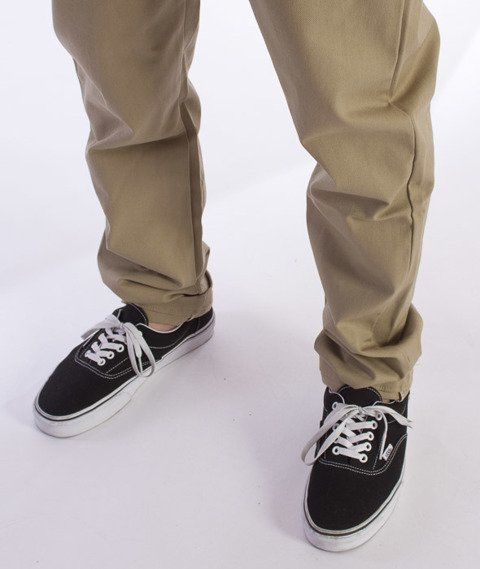 Dickies-WP803 Slim Skinny Pant Spodnie British Tan