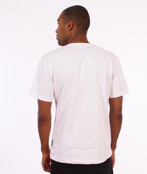 Dixon37-DIX Base T-Shirt Biały