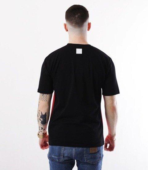 El Polako-3EP CUT T-Shirt Czarny