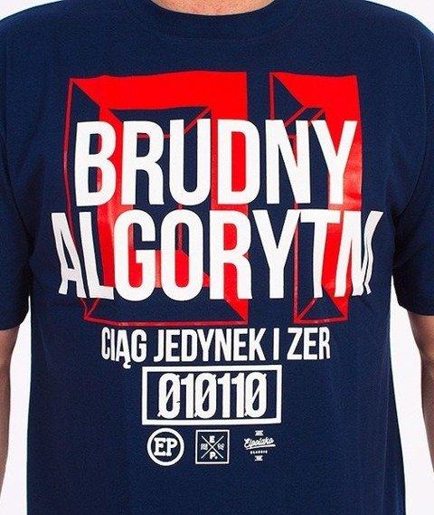 El Polako-Algorytm T-Shirt Granatowy