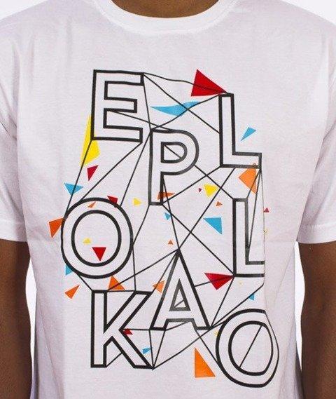 El Polako-Art. T-Shirt Biały