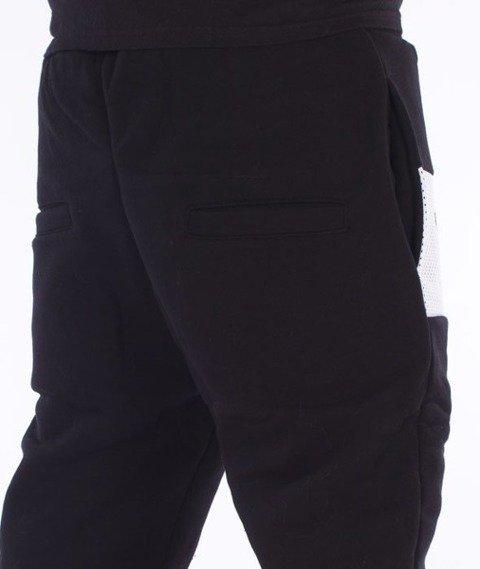 El Polako-Belt Fit Spodnie Dresowe Czarne