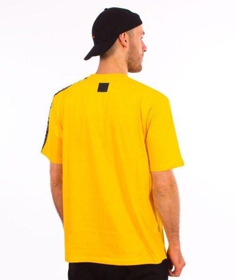 El Polako-Box Style T-Shirt Żółty