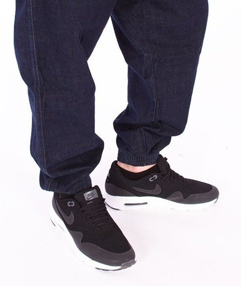 El Polako-Champion Regular Jogger Jeans Dark Blue