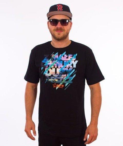 El Polako-Chmury T-Shirt Czarny
