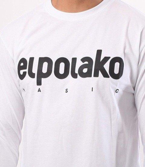 El Polako-Classic Longsleeve Biały