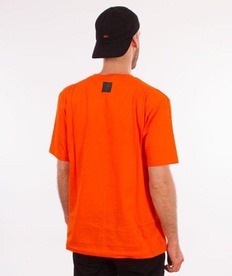 El Polako-Classic T-Shirt Pomarańcz