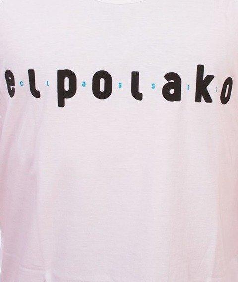 El Polako-Classic Tank-Top Biały