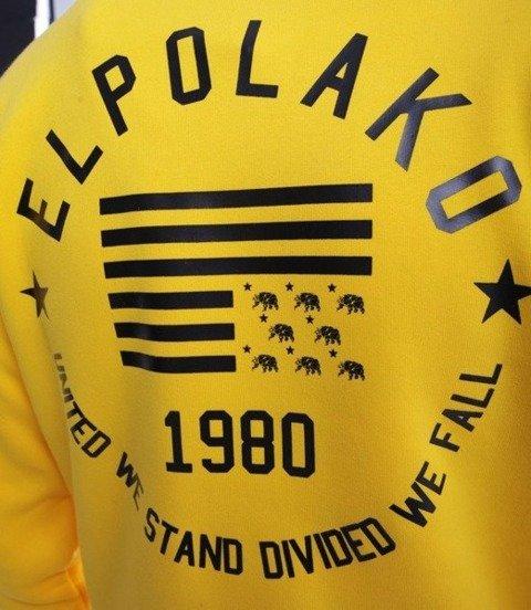 El Polako EL POLAKO 1980 Bluza Żółty