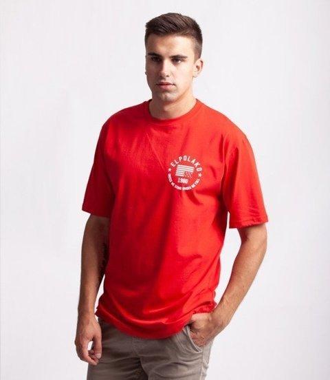 El Polako EL POLAKO 1980 T-Shirt Czerwony
