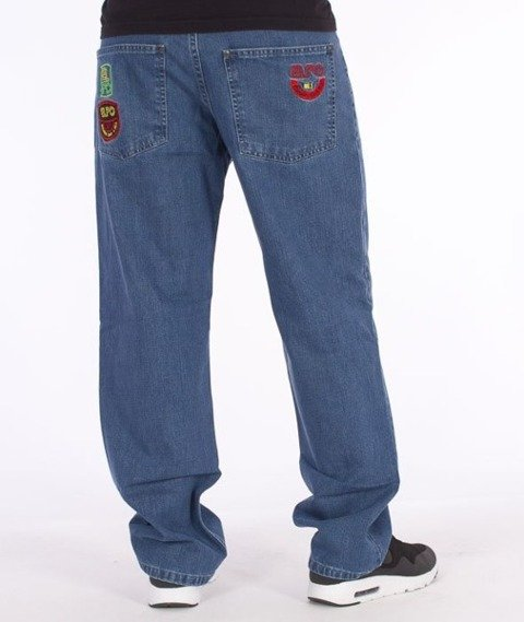 El Polako-ELPO Regular Jeans Light Blue