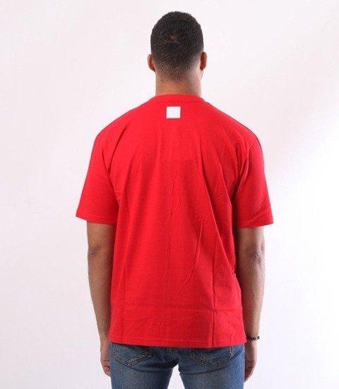 El Polako-EP Basic T-Shirt Czerwony