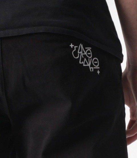 El Polako-EP OX Jogger Slim Spodnie Czarny