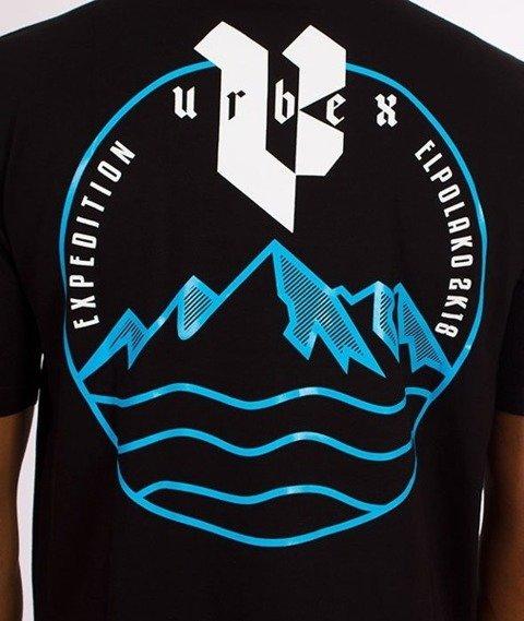 El Polako-ElPolako Urbex T-Shirt Czarny