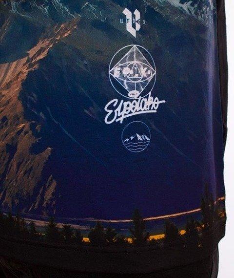 El Polako-Góry T-Shirt Czarny