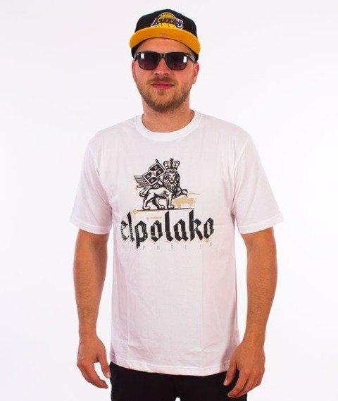 El Polako-Gryf T-Shirt Biały