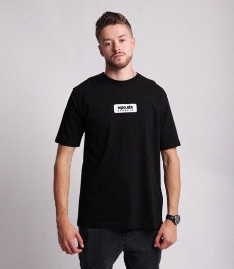El Polako HAFT LOGO T-Shirt Czarny
