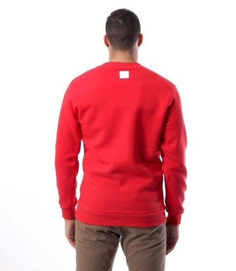El Polako-HandMade Bluza Czerwony