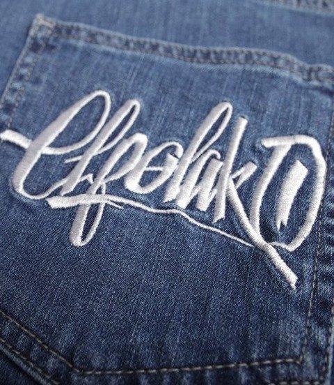 El Polako-HandMade Szorty Jeans Light
