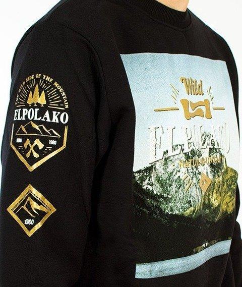 El Polako-Mind Bluza Czarna