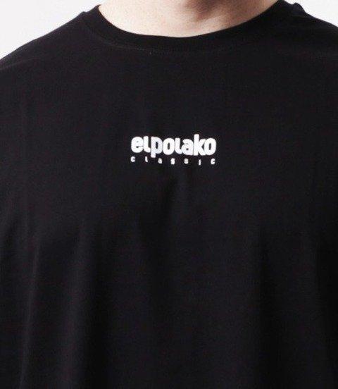 El Polako-Mini Logo T-Shirt Czarny