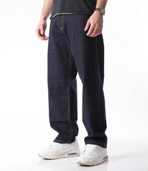 El Polako-Moro 08 Jeans Baggy Spodnie Ciemne spranie