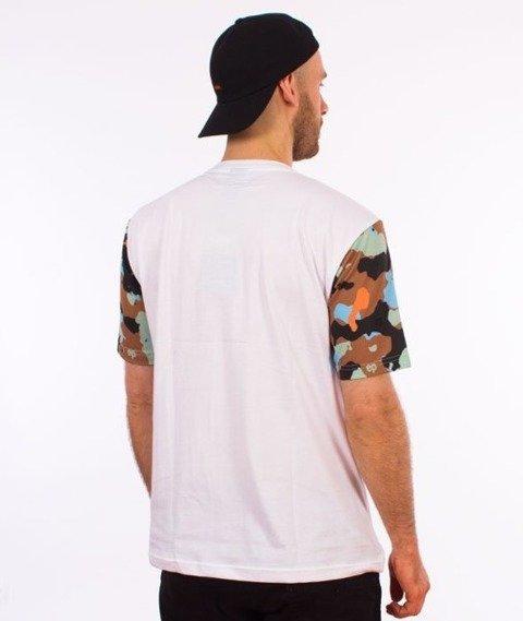 El Polako-Moro Rękaw 08 T-Shirt Biały