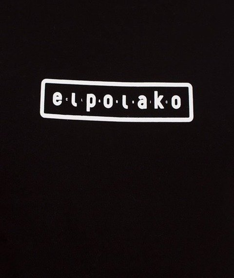 El Polako-Mountain Bluza Czarna
