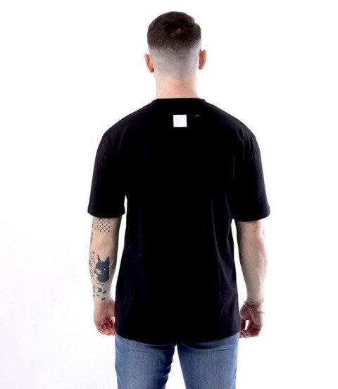 El Polako-Muzyka Miast T-Shirt Czarny