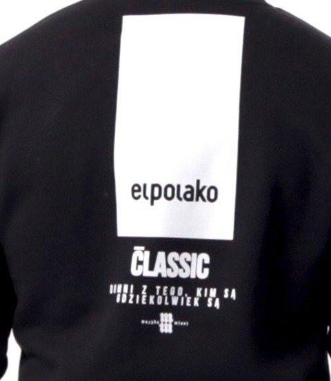 El Polako-New Box Bluza Czarna