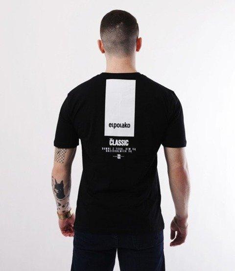 El Polako-New Box T-Shirt Czarny