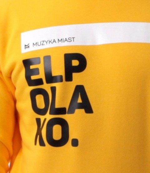 El Polako-OK Bluza Żółta