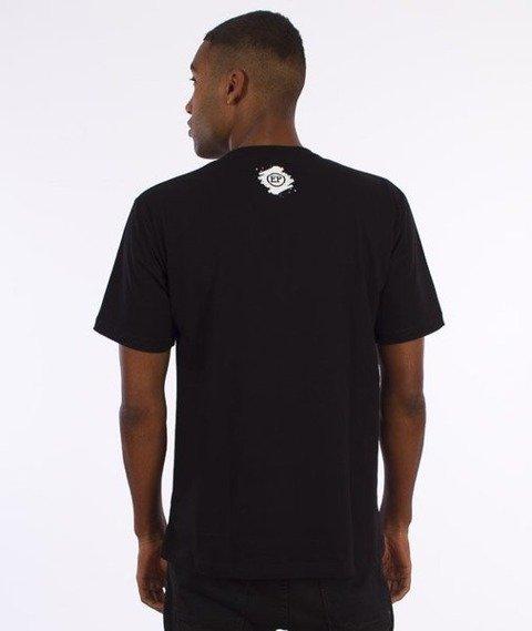El Polako-Paint Classic T-Shirt Czarny
