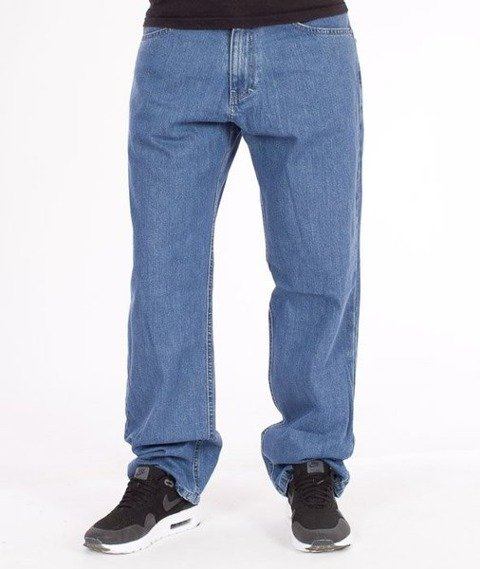 El Polako-RZPRDL Regular Jeans Light Blue