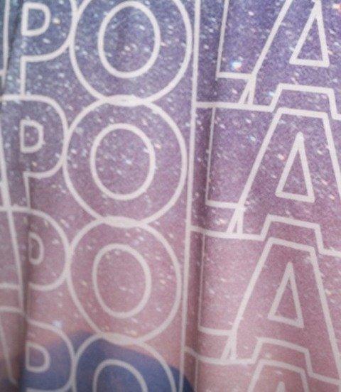 El Polako STARS T-Shirt Czarny